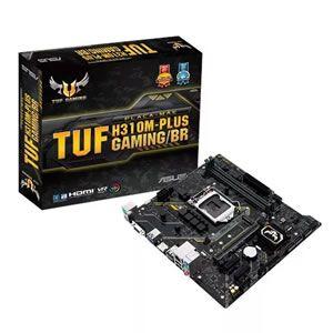 M.b Asus Tuf H310m-plus Gaming/br Ddr4 1151p