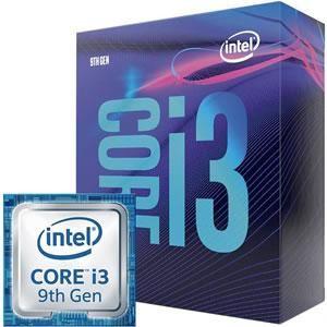 Proc  Intel I3-9100f 3.60ghz/6mb 1151p s/ Video in