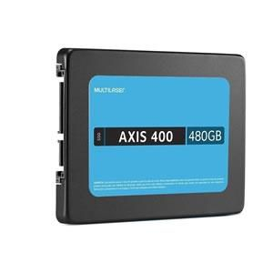 Ssd 480gb Sata3 2,5 Axis 400 Multilaser Ss401