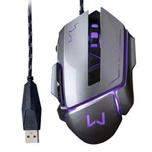 Mouse Gamer Warrior 3200dpi Multilaser Mo262