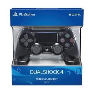 Joystick Play 4 Sem Fio Dualshock Preto