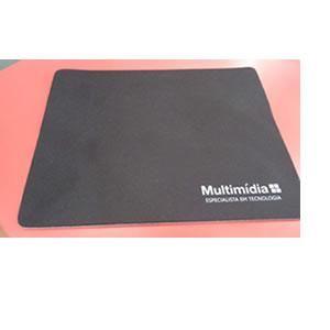 Mouse Pad Multimidia Preto