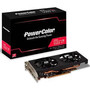 Vga 4gb Rx5500xt Ddr6 128 Bits Powercolor