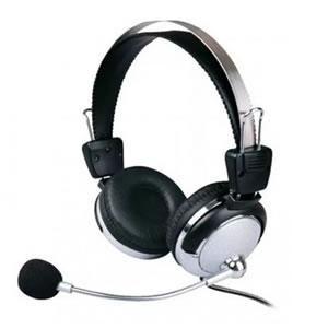 Fone  C/microfone Super Bass F-301