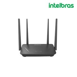 Wireless Roteador Ac1200 Dualband Intelbras Rf1200