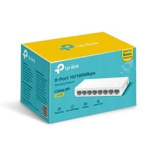 Switch  8 Portas  Tp-link Tl-ls1008