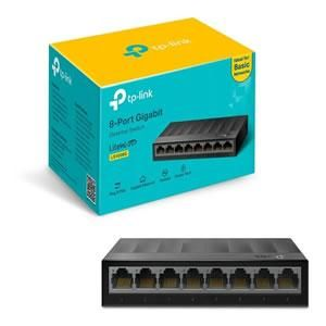 Switch  8 Portas Gigabit Tp-link Tl-ls1008g