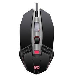 Mouse Gamer hp M270 2400 Dpi Preto