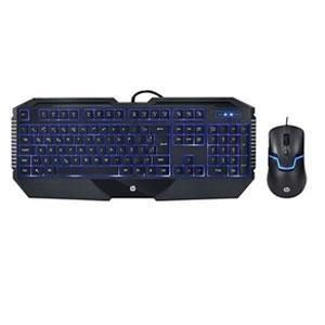 Conj. Tecl Mouse Gamer hp Memb Gk1100 Preto