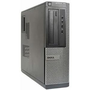 Microcomputador Dell Optiplex 390 Win7 Pro
