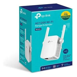 Wireless 1200 Mbps Repetidor Ac1200 Tp-link Re305