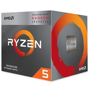 Proc  Amd Ryzen R5-3400g 4.2 Ghz 6mb Am4