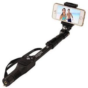Bastao Para Selfie Com Suporte Tripe Bluetooth