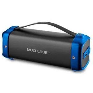 Caixa de Som Bluetooth Bazooka Multilaser Sp351