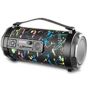 Caixa de Som Bluetooth Bazooka Multilaser Sp362