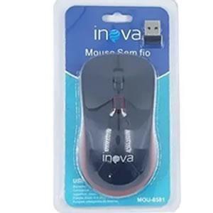 Mouse Inova Wireless Mou-8581