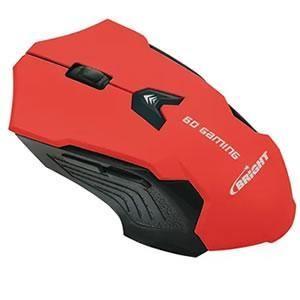 Mouse Gamer 2400dpi Bright Vermelho 0461