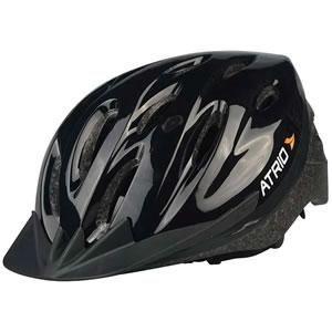 Capacete Para Ciclismo Mtb Atrio Tam.g Preto Bi003