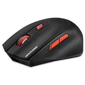 Mouse Gamer Multilaser Wireless 2400 Dpi Mo295