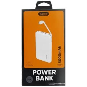 Power Bank  5000mah Basike Ba-pow0005