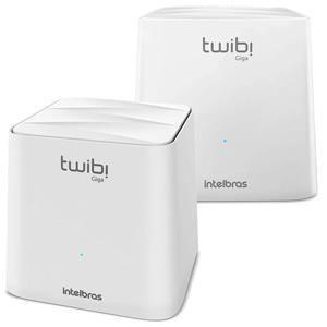 Wireless Roteador Ac1200 Twibi Giga Mesh Intelbras