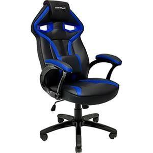 Cadeira Gamer Mx1 Preto/azul