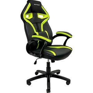 Cadeira Gamer Mx1 Preto/verde