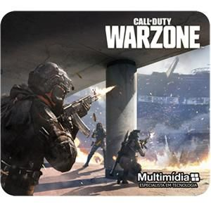 Mouse Pad Gamer Multimidia Call of Duty Warzone