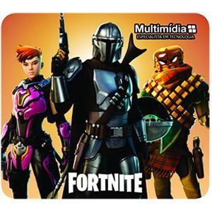 Mouse Pad Gamer Multimidia Fortnite