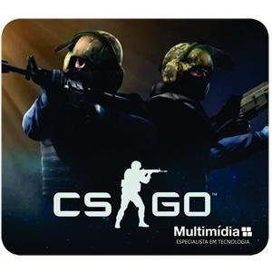 Mouse Pad Gamer Multimidia cs go