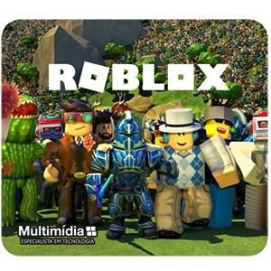 Mouse Pad Gamer Multimidia Roblox