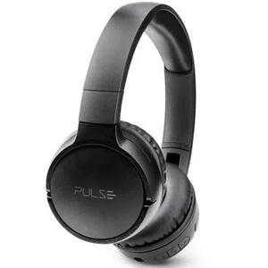 Fone C/microfone Bluetooth Pulse Fit Preto Ph346