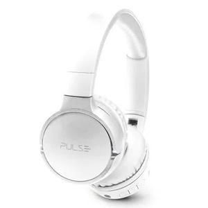 Fone C/microfone Bluetooth Pulse Fit Branco Ph347