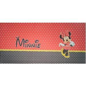 Mouse Pad Gamer 65cm x 32cm x 0,7mm Minnie