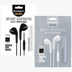 Fone  C/microfone Sumexr Sej-b20