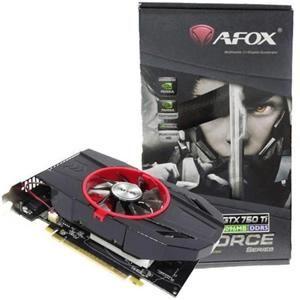 Vga 4gb Gtx750ti Ddr5 128 Bits Afox