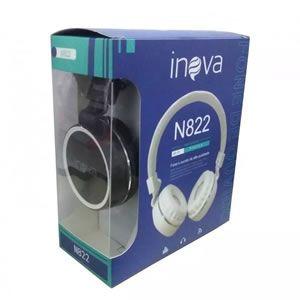 Fone C/microfone Inova N822/fon-7363/fon-7362