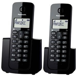 Telefone Panasonic S/fio Digital Kx-tgb112lbb Duo
