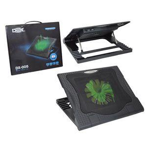 Base P/notebook C/cooler 17 Dex Dx-005 Sup0029