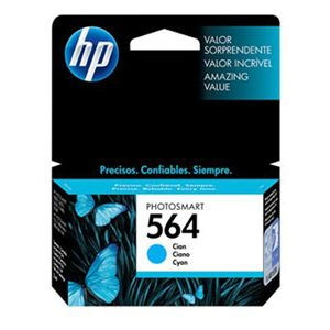 Cartucho  hp Original 564 Ciano Cb318wl