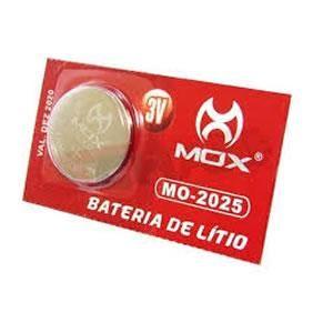 Bateria de Lithium 3v Cr2025 Mo-2025
