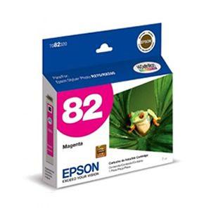 Cartucho Epson Original 82 Magenta To82320