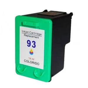 Cartucho   hp Compativel  93xl Color Smart Color