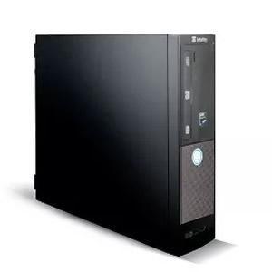 Microcomputador Itautec Phenom Z550-4gb-320gb-w7pr