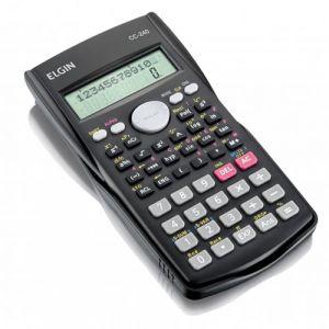 Calculadora Cientifica 240 Funcoes Elgin Cc-240