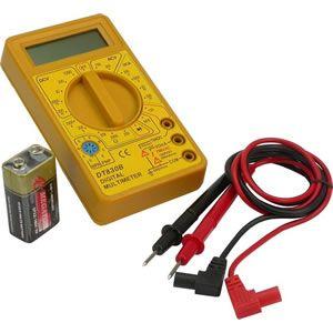 Multimetro Digital Dt-830b Tt0003