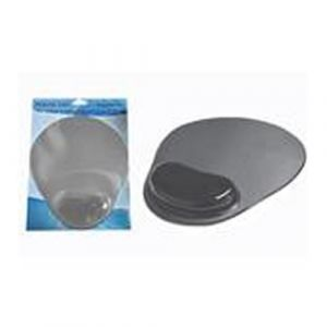 Mouse Pad c/ Apoio Globaltime  Mp0006s Cinza