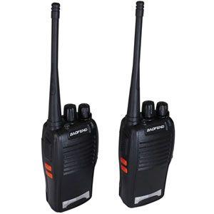 Radio Comunicador Walk-talk Baofeng Bf-777s 16 Can