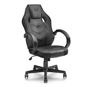 Cadeira Gamer Multilaser Warrior Preto Ga182