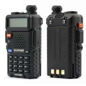 Radio Comunicador Dual Band Baofeng uv 5r